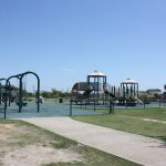 Killeen's Lion's Park Play area