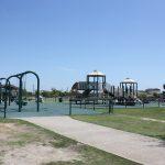 Killeen's Lion's Park Play area