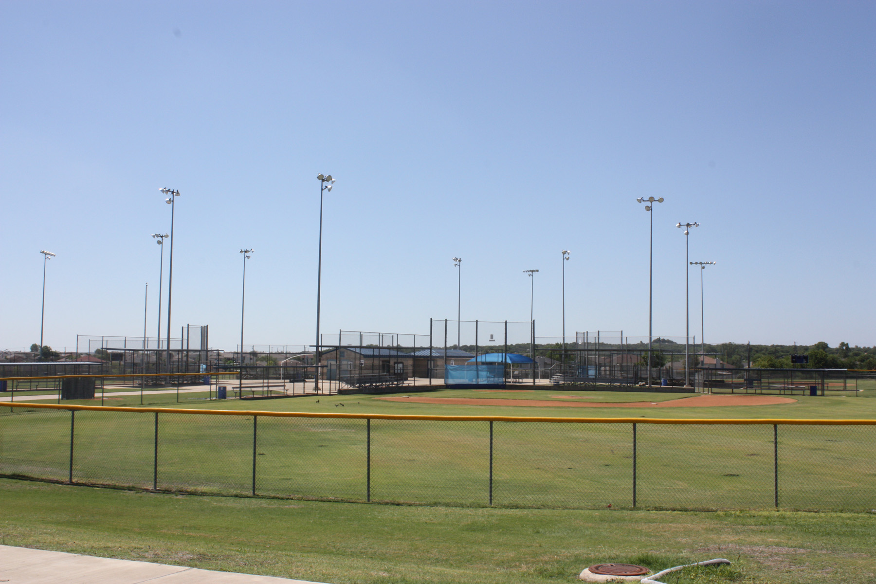 Killeen's Little League Baseball Fields (4)