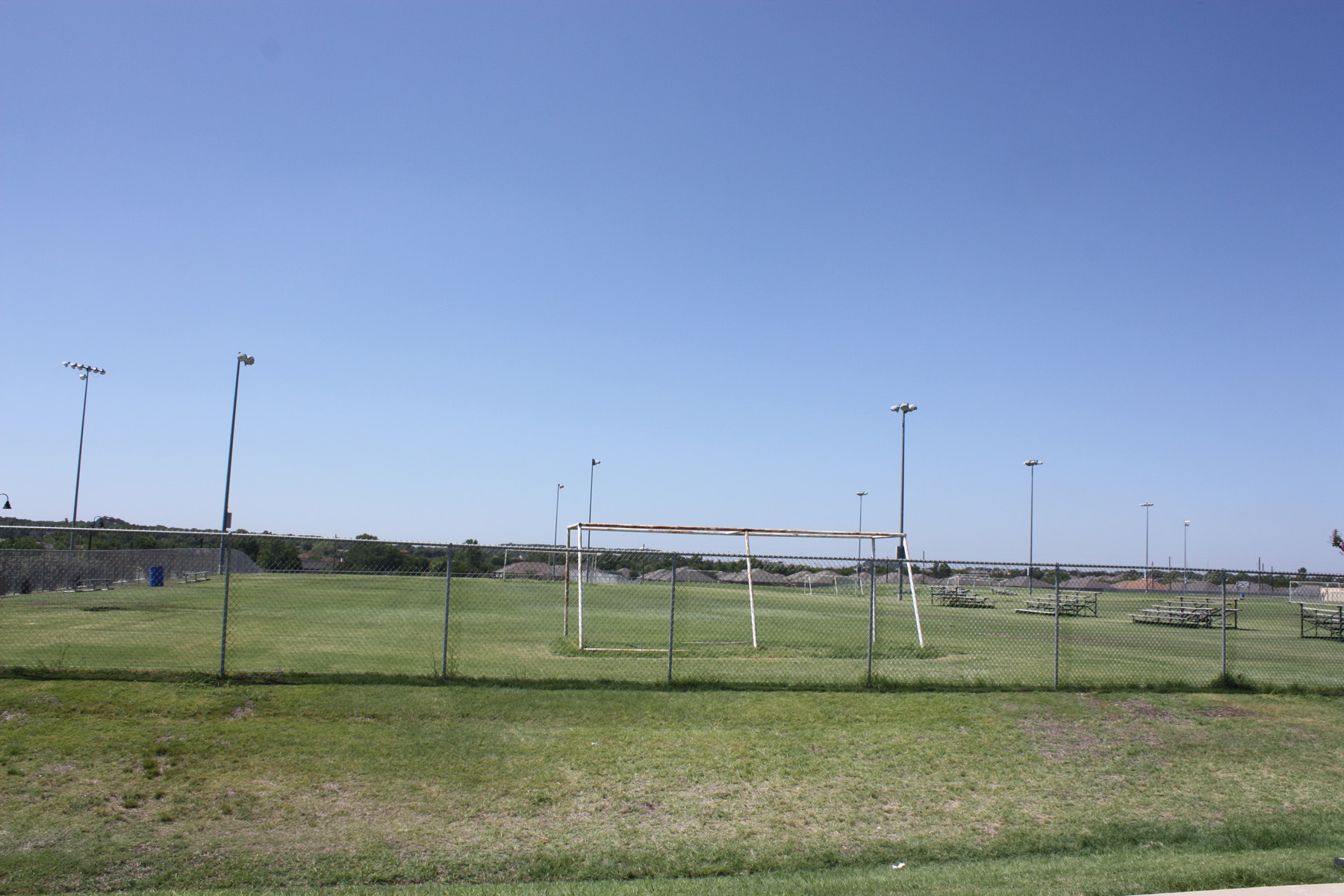 Killeen's Soccer Field