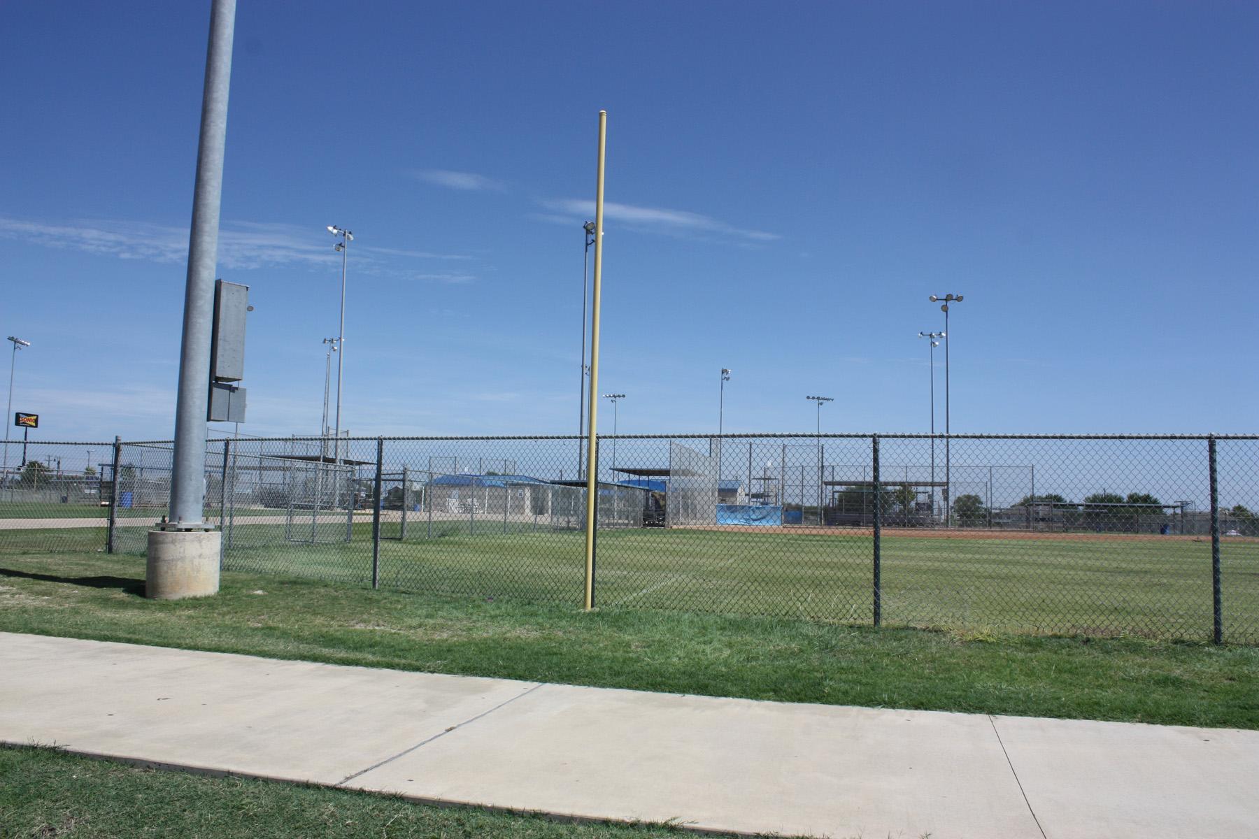 Killeen's Softball Field (2)