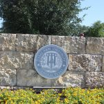 Texas A&M Sign