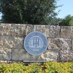 Texas A&M Sign