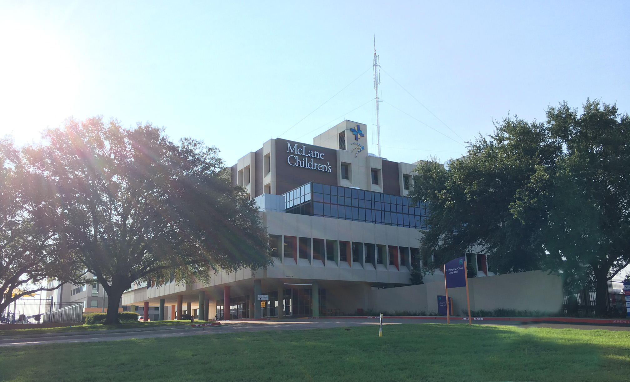 McLane Children's Hospital