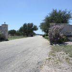 Salado Lakeview Estate Entrance