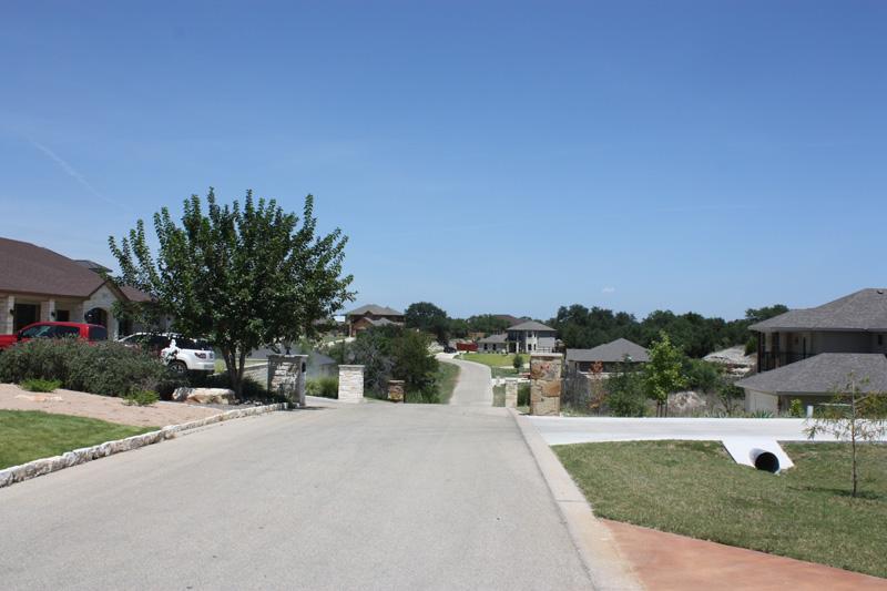 Salado Lakeview Estate Homes