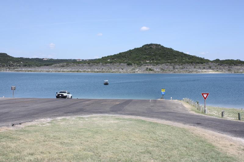 Stillhouse Lake Dana Peak Park Boat Launch