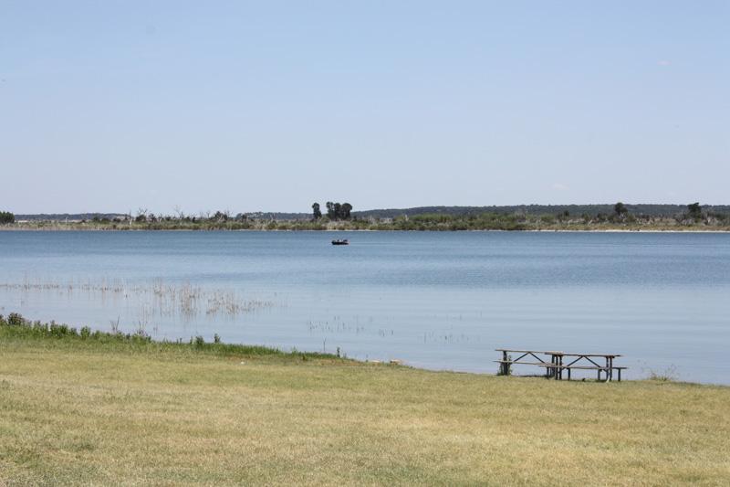 Stillhouse Lake Fishing