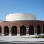 UMHB New Theatre Building