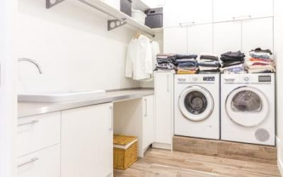 HOW TO LOVE YOUR LAUNDRY ROOM