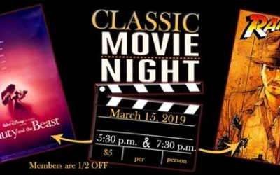 Mayborn Science Theater offers classic movies and matinees during spring break