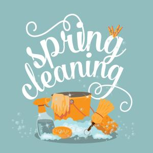 SPRING CLEANING: DO IT YOURSELF, BUT DO IT RIGHT!