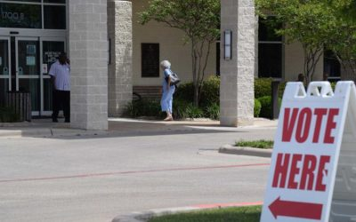 Early voting for several area races begins