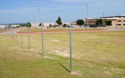 Perimeter fencing being installed at Killeen ISD campuses